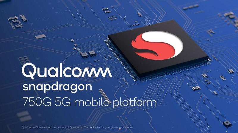 Qualcomm introduces another 5G processor: Snapdragon 750G