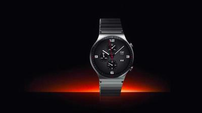 Huawei Watch GT 2 Porsche Design: a very special product watch