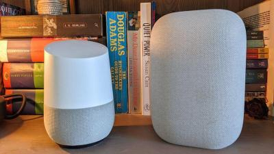 Google Nest Smart Speaker Update