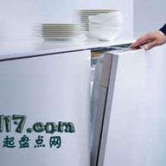 Miele Kitchen Appliances Blue Island 十大奢华的厨房电器 Top10 一起盘点网 十大奢华的厨房电器top8 Diamond系列洗碗机