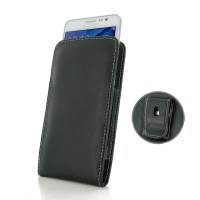 Samsung Galaxy On5 Pouch Case with Belt Clip :: PDair ...