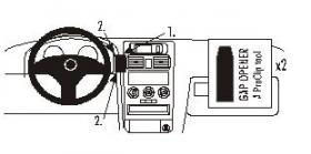 Hard Case mit Reißverschluss (Innenmaß 135 x 85 x 30 mm