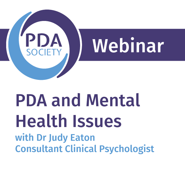 PDA and Mental Health Issues