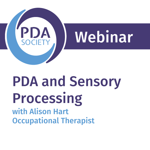 PDA and Sensory Processing