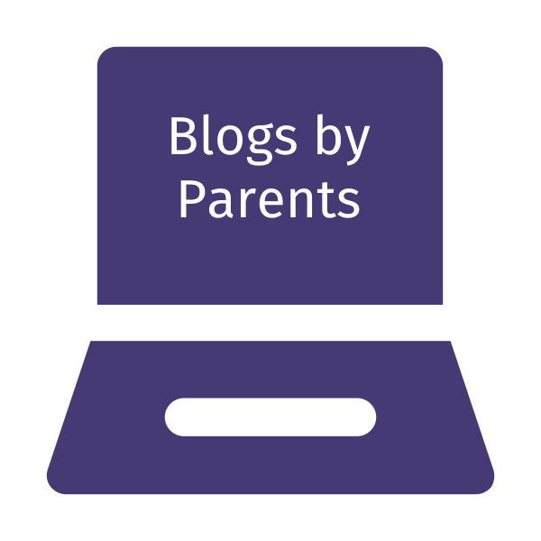 Blogs by parents