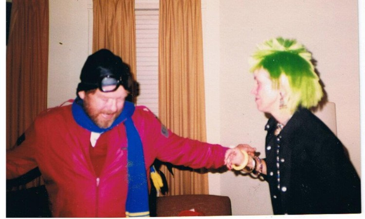 Center for the Study of Reading Halloween Party 1984