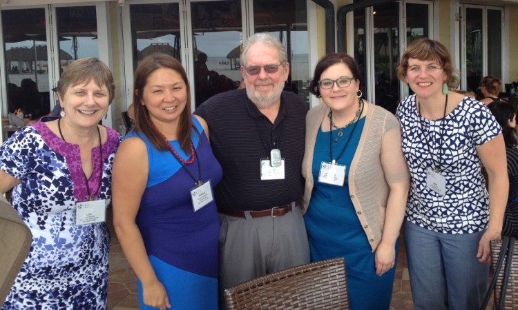 Pearson Family Fellows at LRA