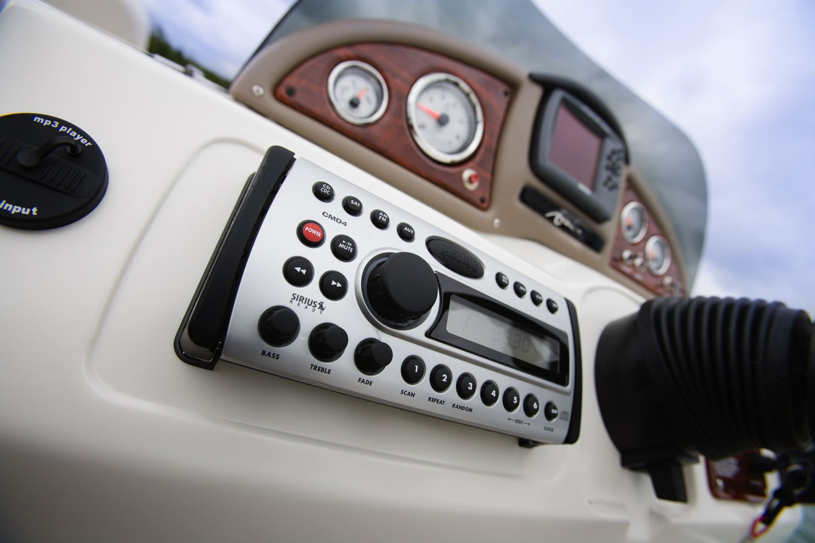 hight resolution of boating electronics best installation practices pontoon deck boat magazine