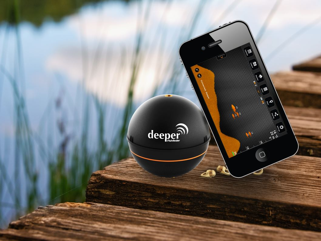 hight resolution of electronic angling going wireless with fishing innovations