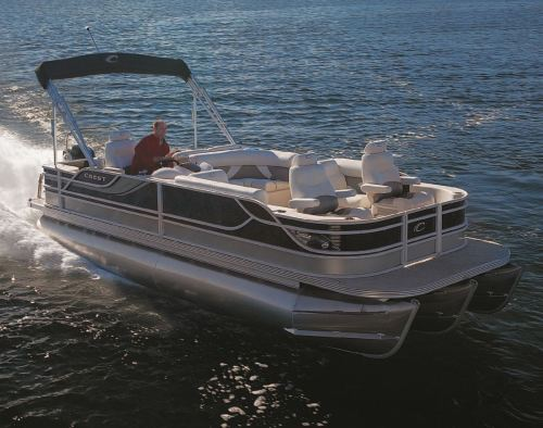 small resolution of the plush interiors various styles and many optional appointments on each pontoon are crafted to order allowing customizing to meet their customers needs