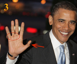 Barack Obama's right hand.