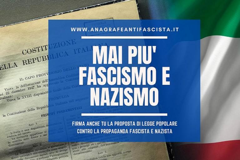 Contro ogni forma di fascismo: noi ci siamo!