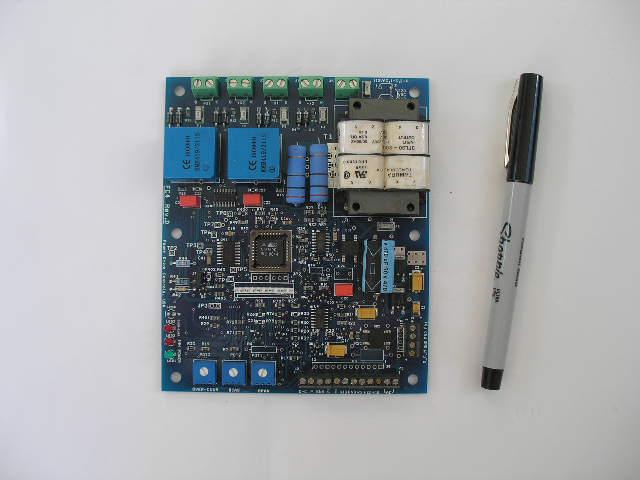 Scr Driver Amplifier Circuit Amplifiercircuit Circuit Diagram