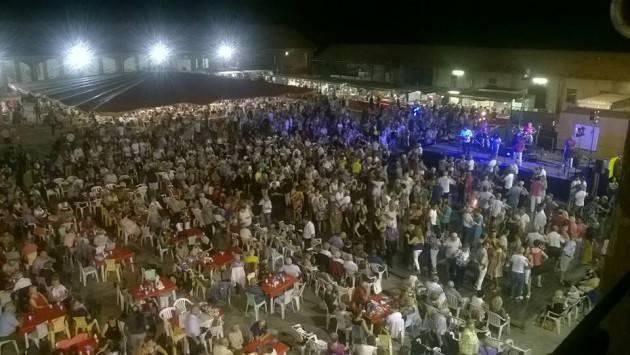 Il calendario delle Feste de l'Unità 2017 nel territorio cremasco