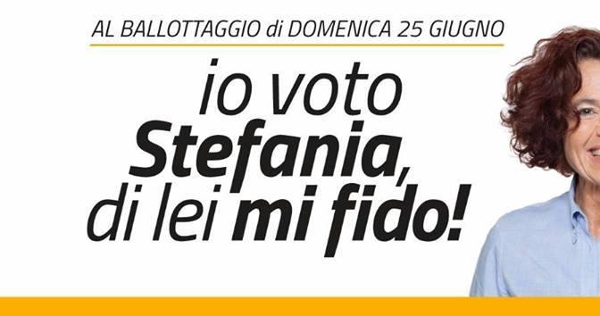 Domenica 25 giugno si vota per il ballottaggio di Crema: è importante andare ai seggi e sostenere Stefania Bonaldi