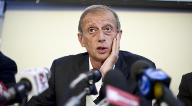 Piero Fassino, sabato 1 febbraio a Cremona