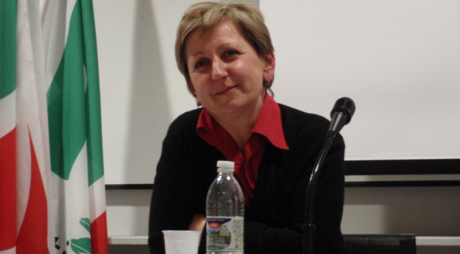 Anche Piadena al voto, con Ivana Cavazzini candidata sindaco