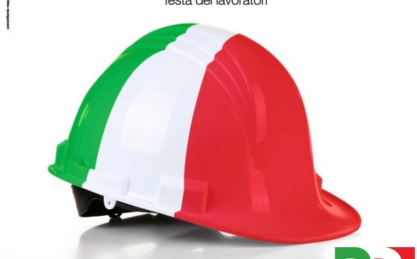 Primo maggio a Cremona: il lavoro al primo posto.