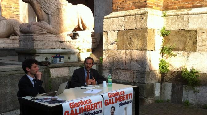 """Ambrosoli a Cremona per l'incontro """"il dovere della legalità"""""""