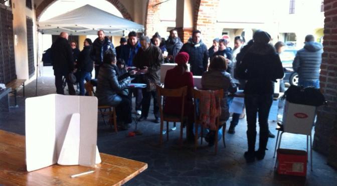 Soncino, primarie. 750 votanti. Gabriele Moro candidato sindaco Cambia Soncino con 336 voti