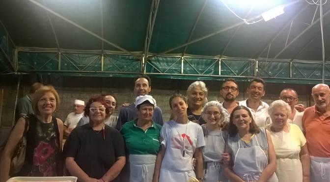 Chiusa la Festa de l'Unità di Sospiro. Un GRAZIE ai volontari!!