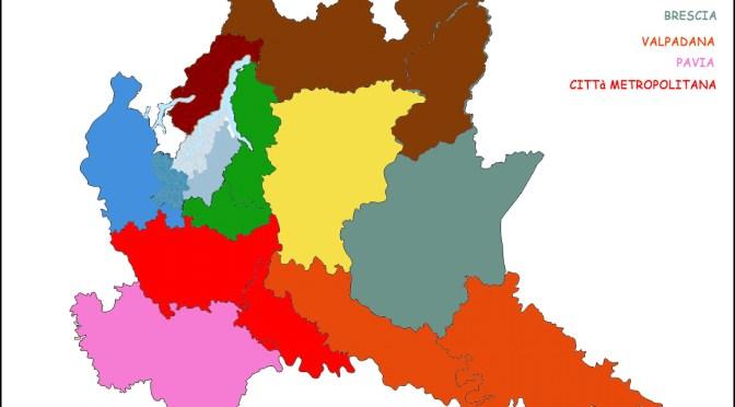 """Maroni vuole il """"cantone"""" della Val Padana. La Regione definisce un unico ufficio territoriale per Cremona e Mantova"""