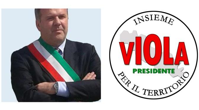 La lettera di Davide Viola, candidato Presidente della Provincia, agli amministratori.