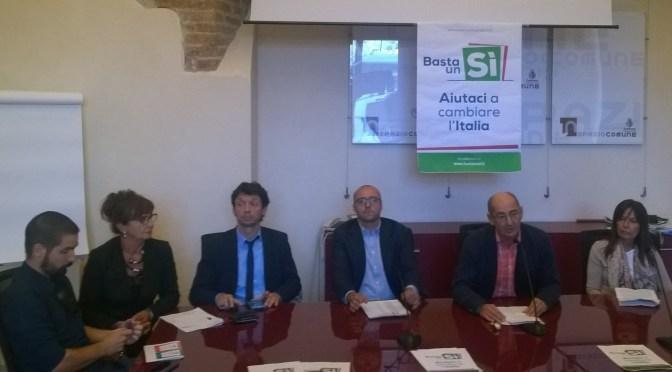 """Referendum. Anche a Cremona è nato il comitato """"Basta un SI"""""""