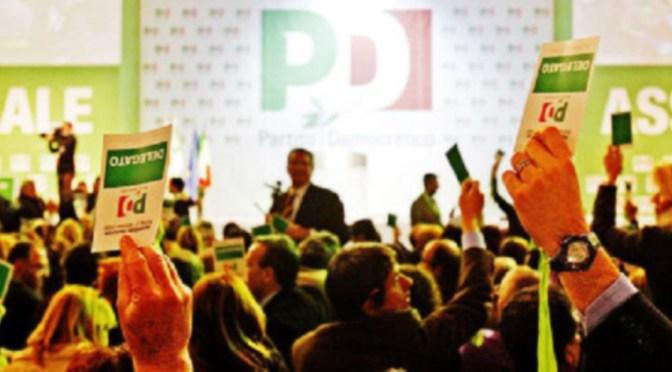 """Al """"via"""" la campagna d'ascolto del territorio del PD provinciale."""