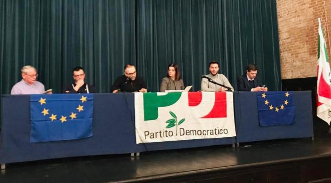 Convenzione provinciale PD: eletti i delegati cremonesi per la Convenzione nazionale