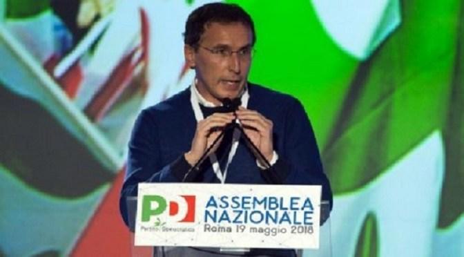 Francesco Boccia (candidato alla segreteria nazionale PD) a Cremona lunedì 14 gennaio