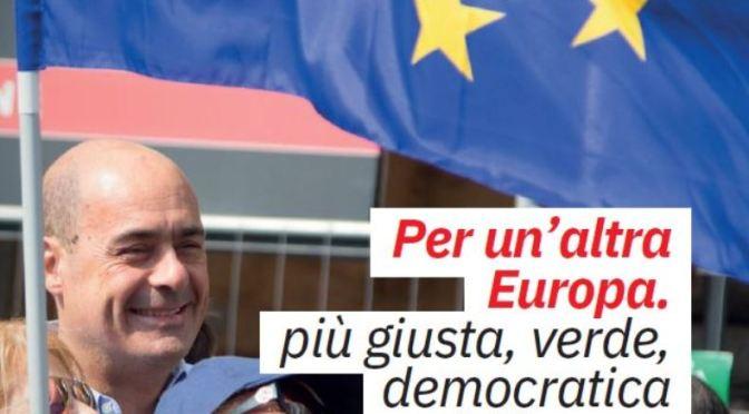 """""""Per amore dell'Italia"""". Al via la mobilitazione del PD per le elezioni europee e amministrative"""