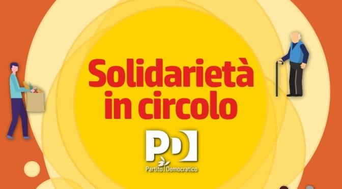 Solidarietà in Circolo: raccolta di generi alimentari e beni di prima necessità