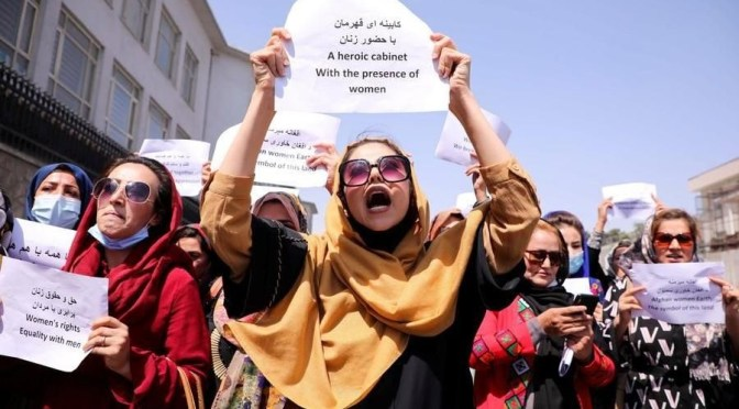"Donne DEM di Cremona: ""Grande preoccupazione per le notizie dall'Afghanistan"""