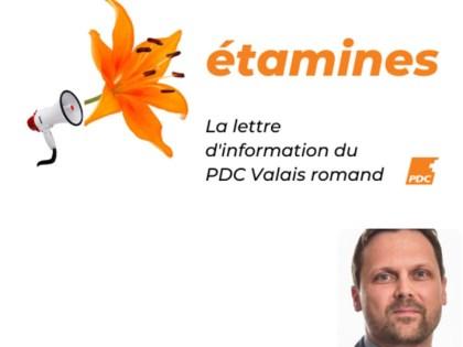 Communiqués en relation avec l'élection au CE