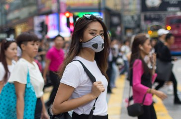 Akmon Anti-Pollution Face Mask