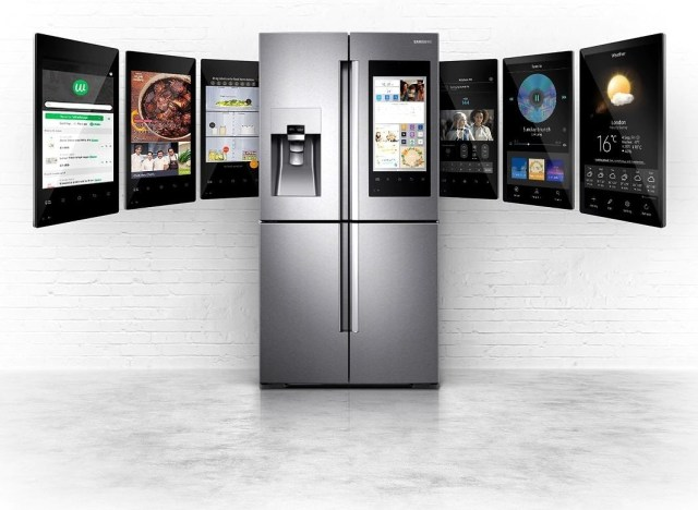Family Hub™ Multi-door Fridge Freezer digital health apps