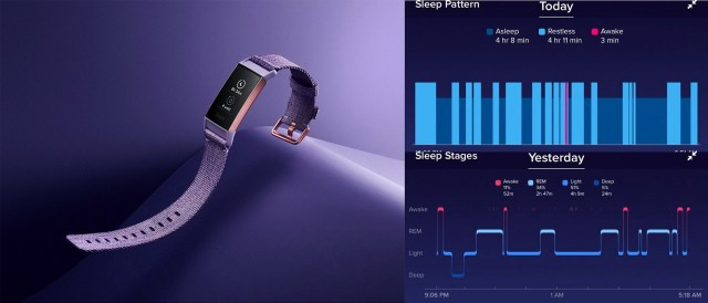 Fitbit Charge3 digital health apps
