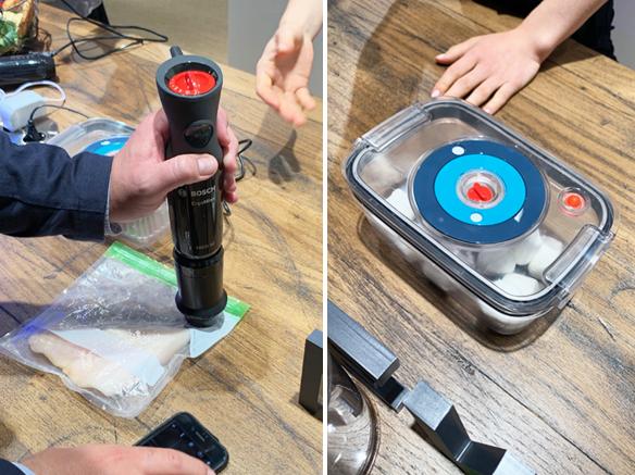 Bosch vacuum sealer IFA 2019