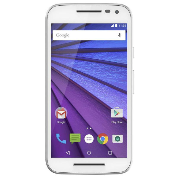 Motorola Moto G 3rd Gen 8GB Smartphone Full Specification