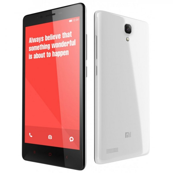 Xiaomi Redmi Note 4G Smartphone Full Specification