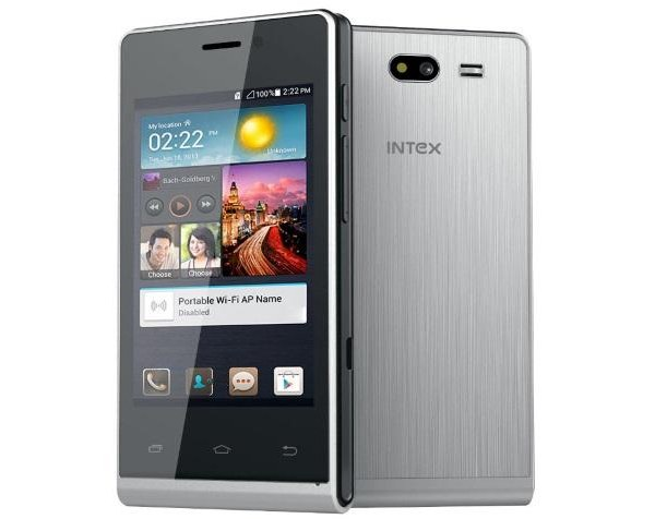 Intex Aqua Life V Smartphone Full Specification