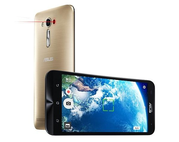 Asus Zenfone 2 Laser ZE601KL Smartphone Full Specification