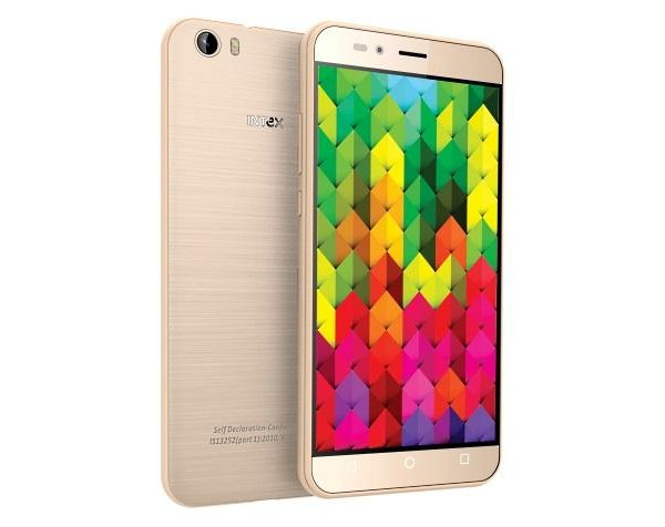 Intex Aqua Trend Smartphone Full Specification