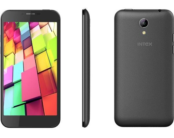 Intex Cloud 4G Star Smartphone Full Specification