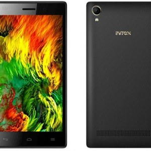 Intex Cloud V Smartphone Full Specification