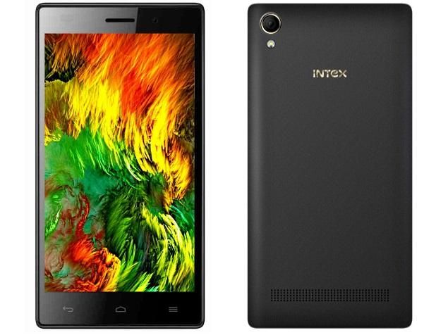 Intex Cloud V Smartphone Full Specification