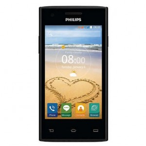 Philips S309, Black (CTS309BK/94) SmartPhone Full Specification
