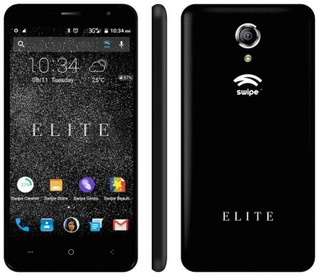 Swipe ELITE Smartphone Full Specification