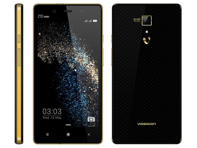 Videocon Z55 Dash Smartphone Full Specification